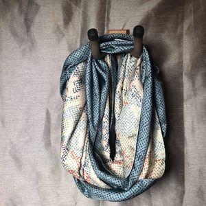 Tori Burch Circle scarf